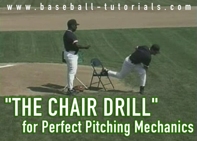 chair drill pitching mechanics