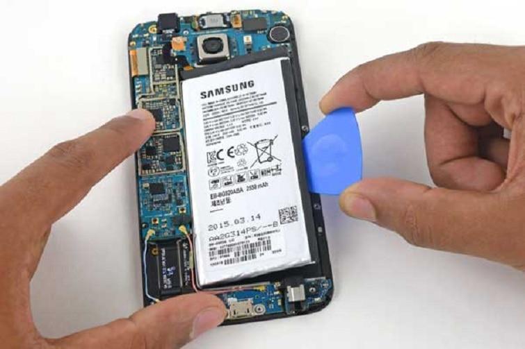 Thay pin Samsung Galaxy J6 Đà Nẵng CHÍNH HÃNG UY TÍN BH LÂU01
