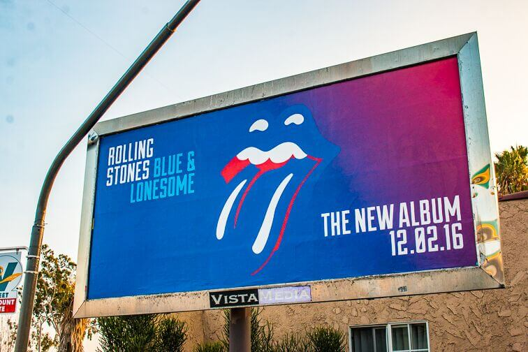 The Rolling Stones 8-Sheets