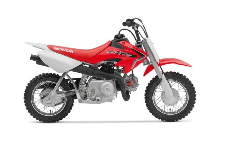 50 cc Honda CRF50 1