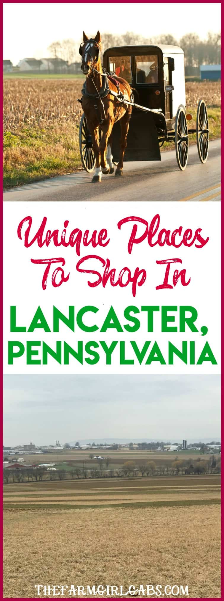 Unique Places To Shop In Lancaster County, PA #DriveMazda #Ad #LancasterPA #PADutch #travel