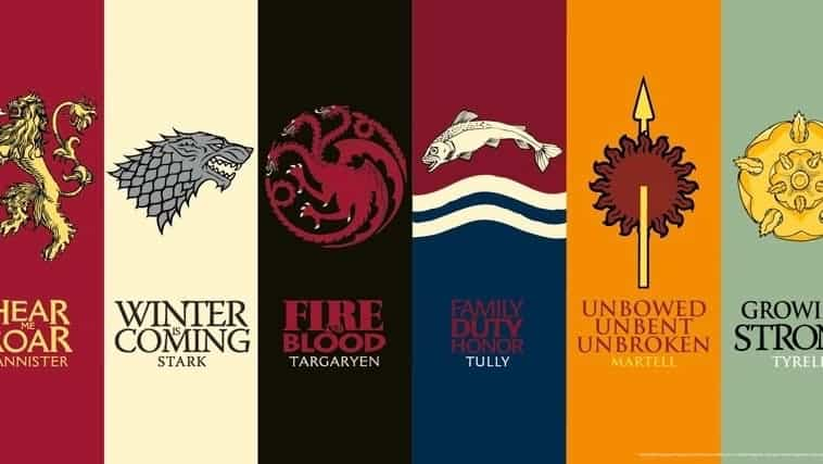game of thrones house