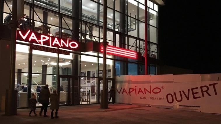 Vapiano DIsneyland Paris