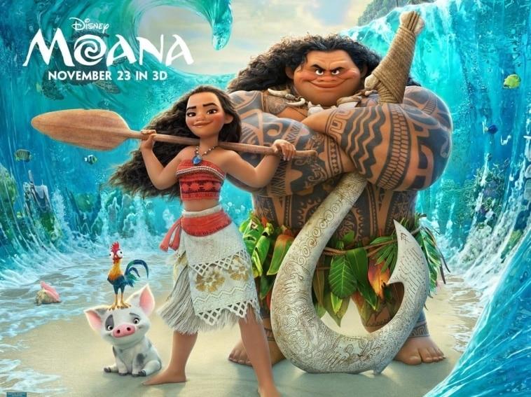 Disney Moana Review