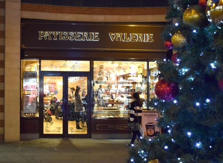 Patisserie Valerie Durham