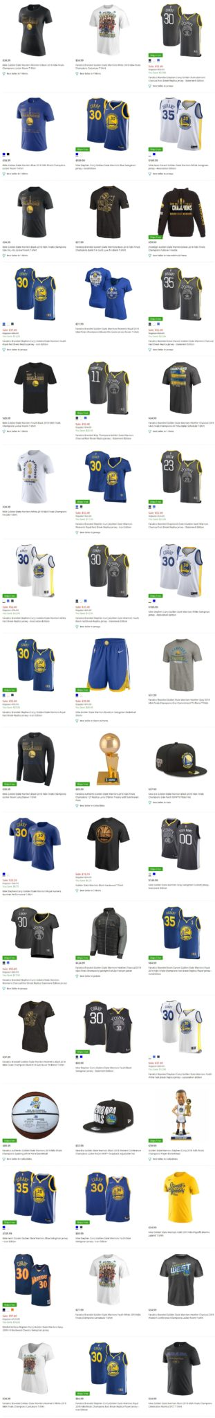 hot sales 5058b e1201 Golden State Warriors Apparel, GSW Team Store - FATHERS DAY ...