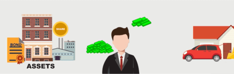Rich people buying process