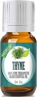 Essential Oil of Thyme repels fleas