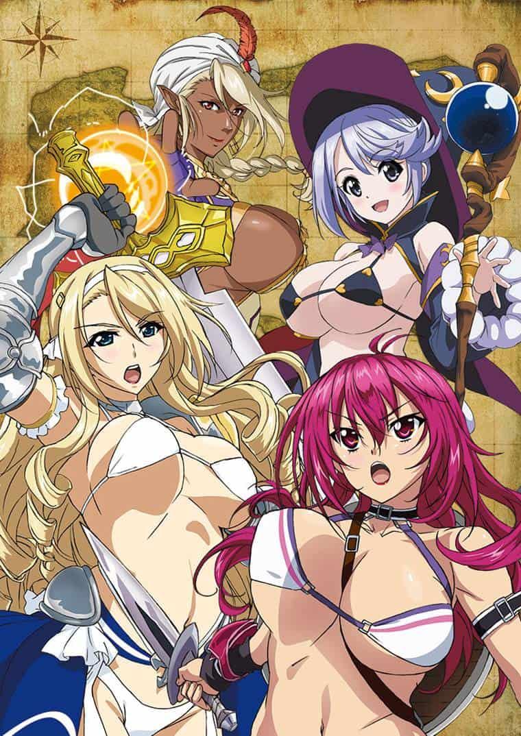Bikini Warriors การผจญภัยของสาวบิกินี่
