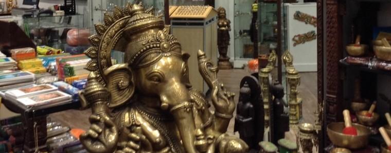 Art of Nepal – Shop für Statuen, Klangschalen und Silberschmuck