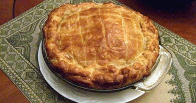 Jamie Oliver's Beef and Guinness Pie