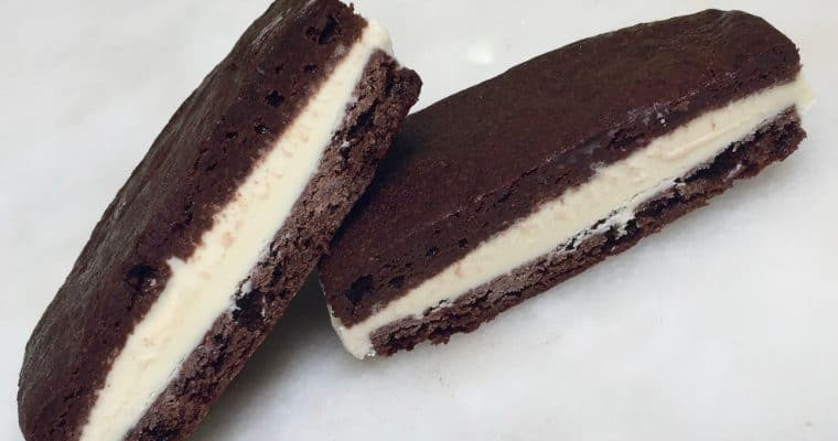 Ice Cream Sandwiches…Portable Summer Treats
