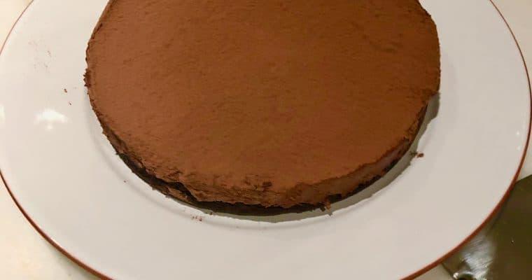 Dorie Greenspan's Lisbon Chocolate Cake