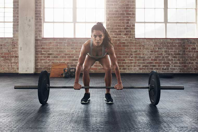 Deadlifting To Reduce Thigh Fat