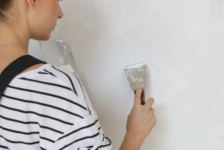 Come rasare muro
