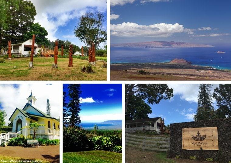 Upcountry Maui Hawaii