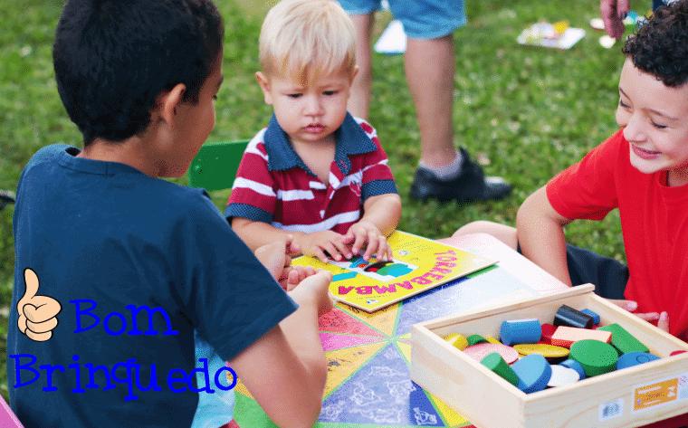 importância de brincar. por que oferecer brinquedo educativo