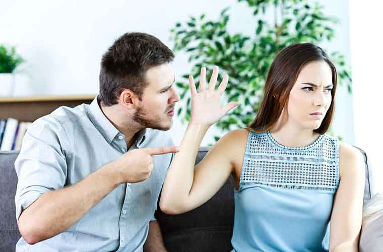 Communication Problems in a Relationship-5.Intolerance