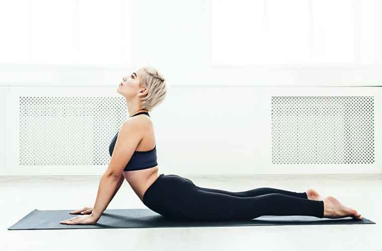Exercises to lift the Breast without Equipment