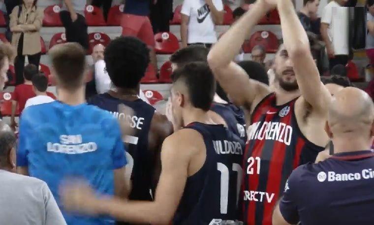 basquet san lorenzo boca super 20