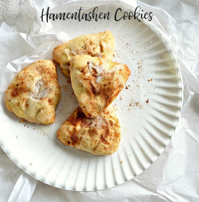 Hamentashen Cookies