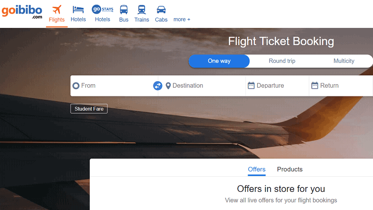goibibo customer care number email toll free