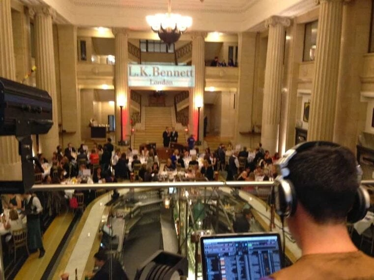 DJ Billy Gonzalez - Fashion Show - Storm DJs