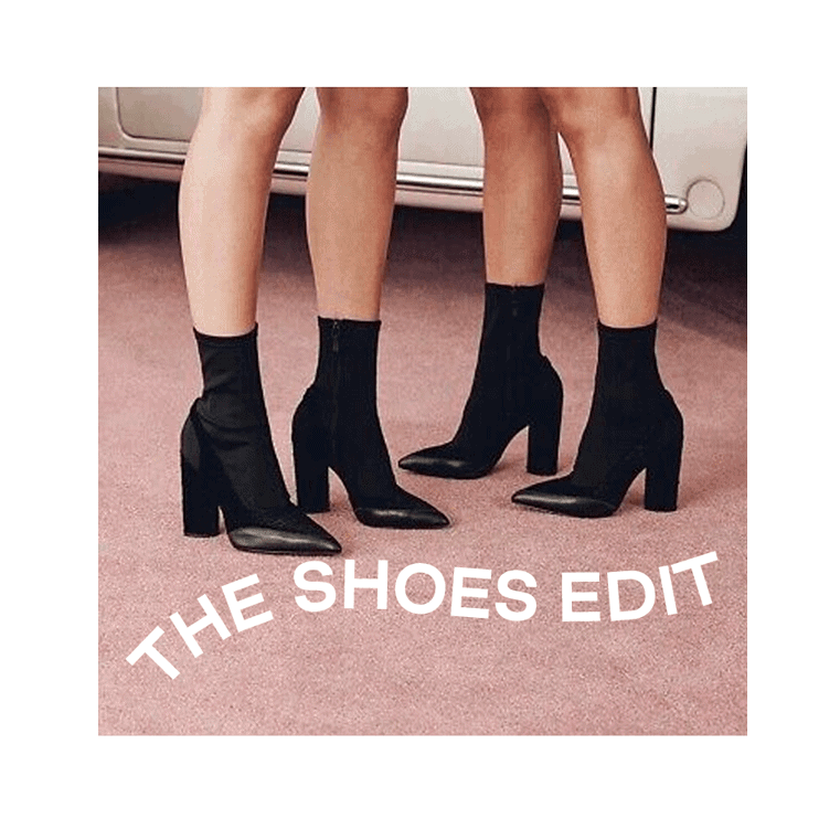 The Shoe Edit