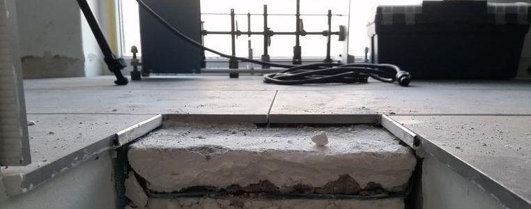 bauakustische Schallbrücke Treppenpodest DIN 4109 Akustiker