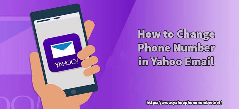 How to Change Phone Number in Yahoo email