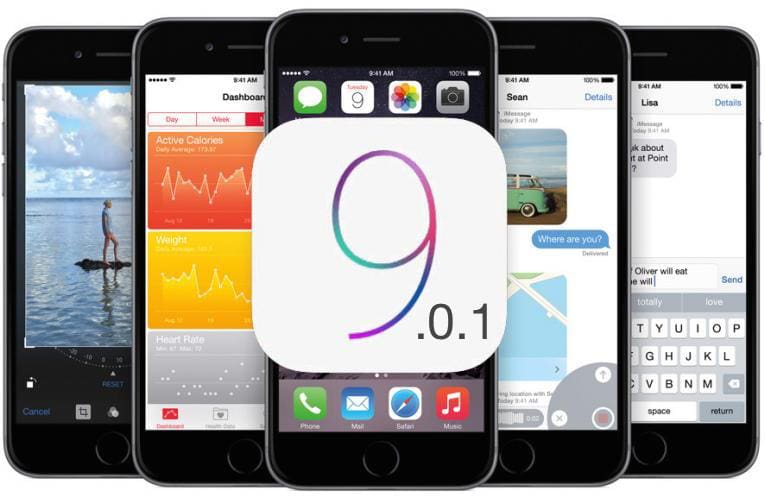 Apple Released iOS 9.0.1 and iOS 9.1 Beta 2 14