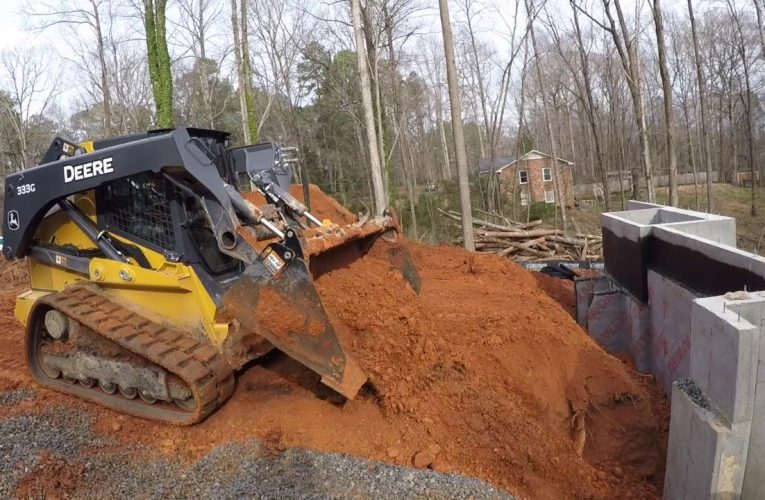 Backfilling In Foundation