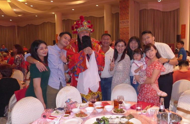 Lively CNY Reunion Dinner to Usher In a New Lunar Year @ Syeun Hotel Ipoh