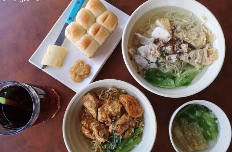 Breakfast at Restoran Mei Fong Curry Noodles @ Kuala Terengganu Chinatown