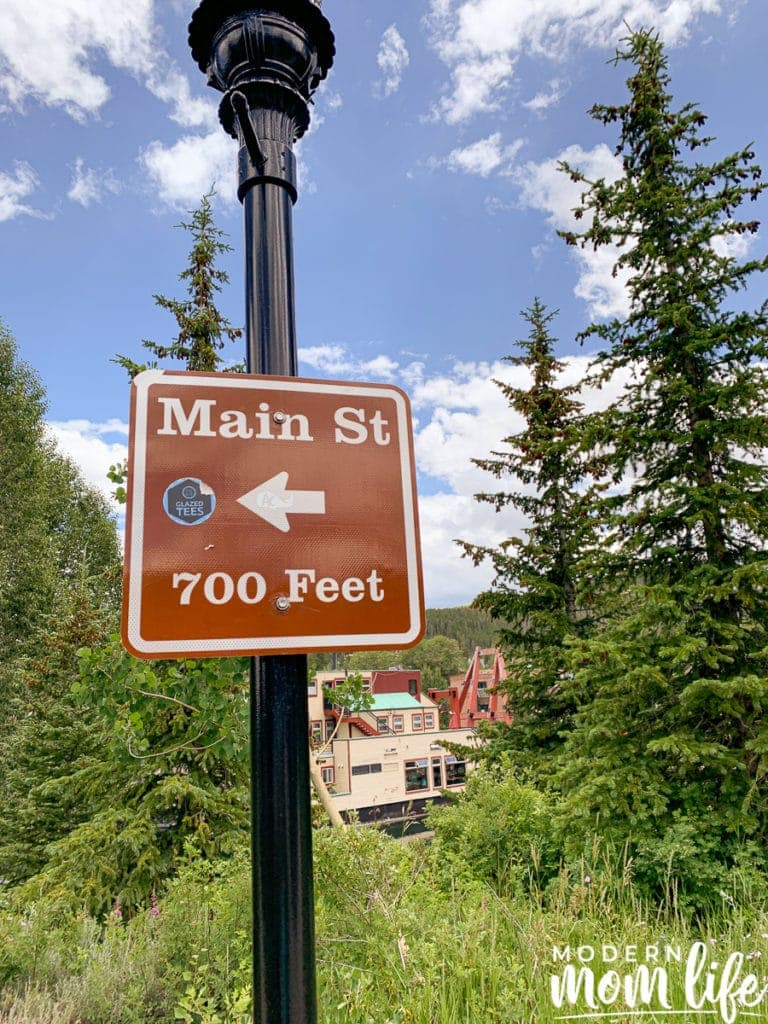Main Street Breckenridge