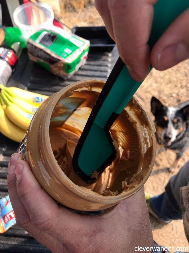 Morsel Spork – Camping and Backpacking Lunch Gear Accessory