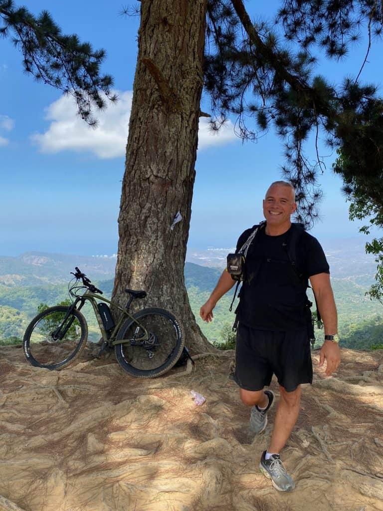 Gorilla mountain bike tours Minca