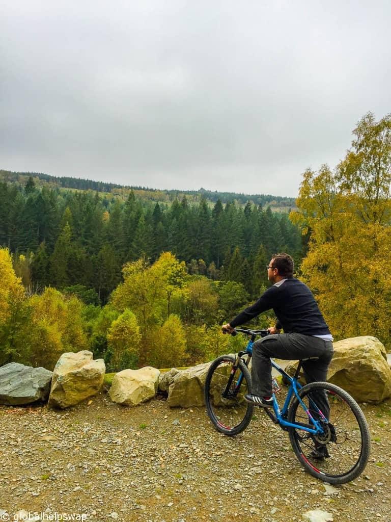 adventure in Wales