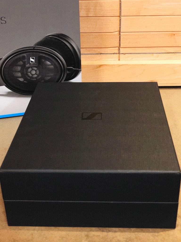 Sennheiser HD660 S Box