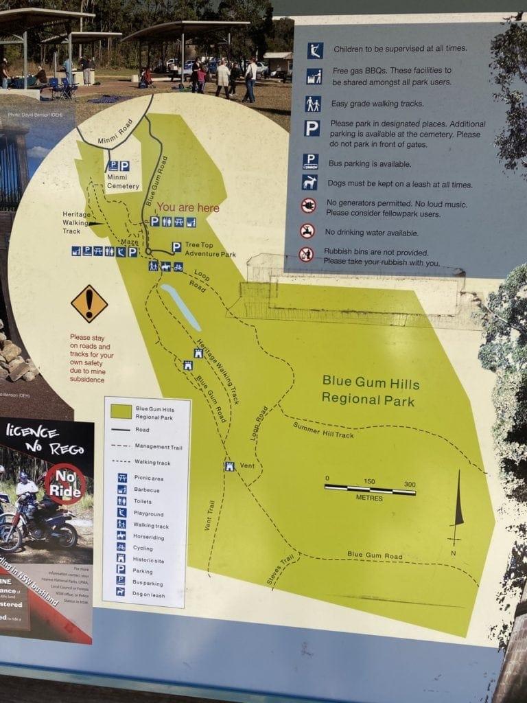 Blue Gum Hills Regional Park