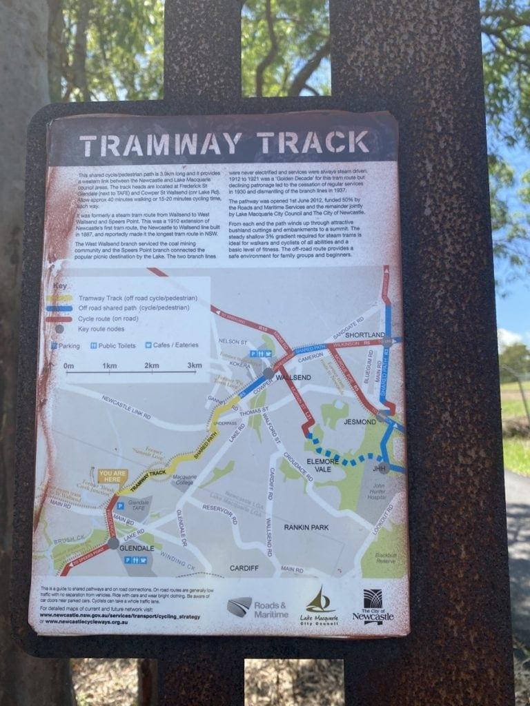 Tramway Track Wallsend Glendale
