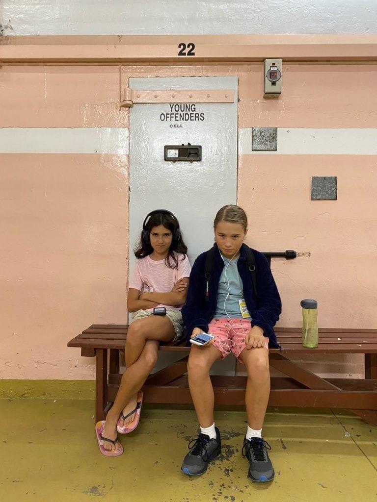 Maitland Gaol Kids