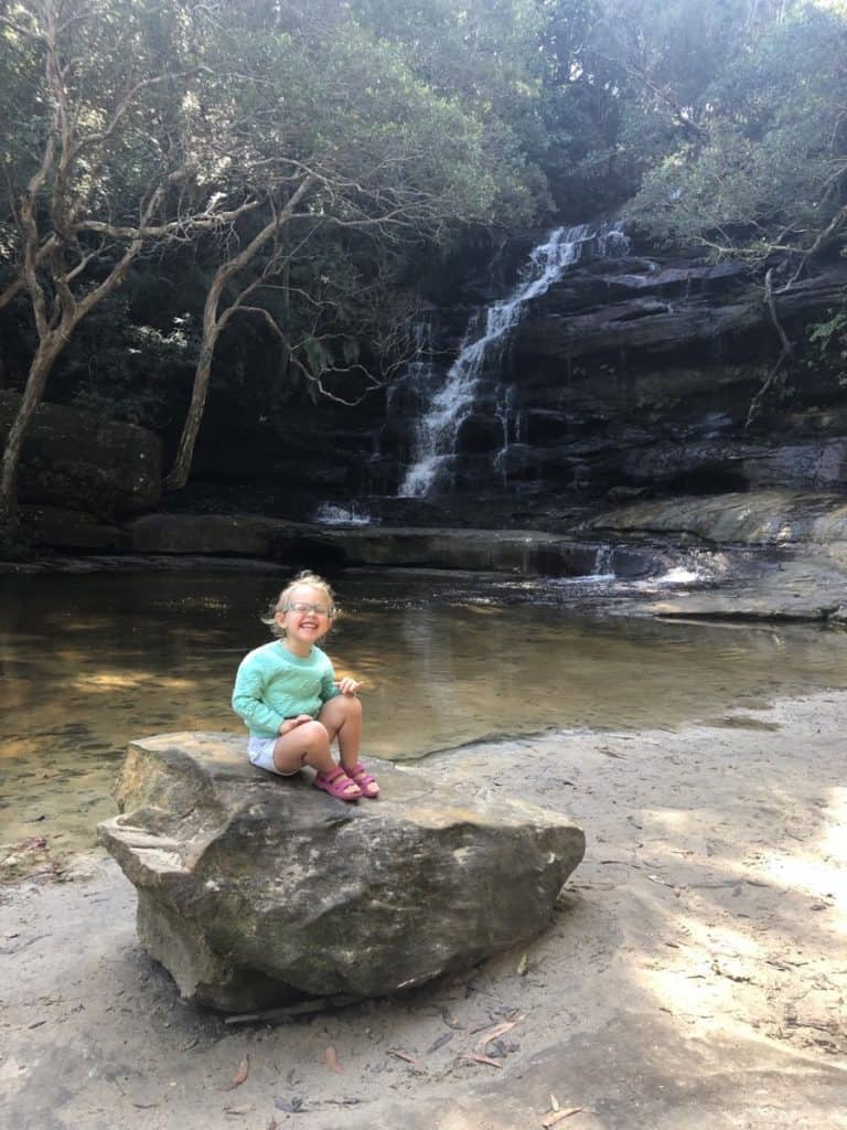 Somersby Falls Central Coast
