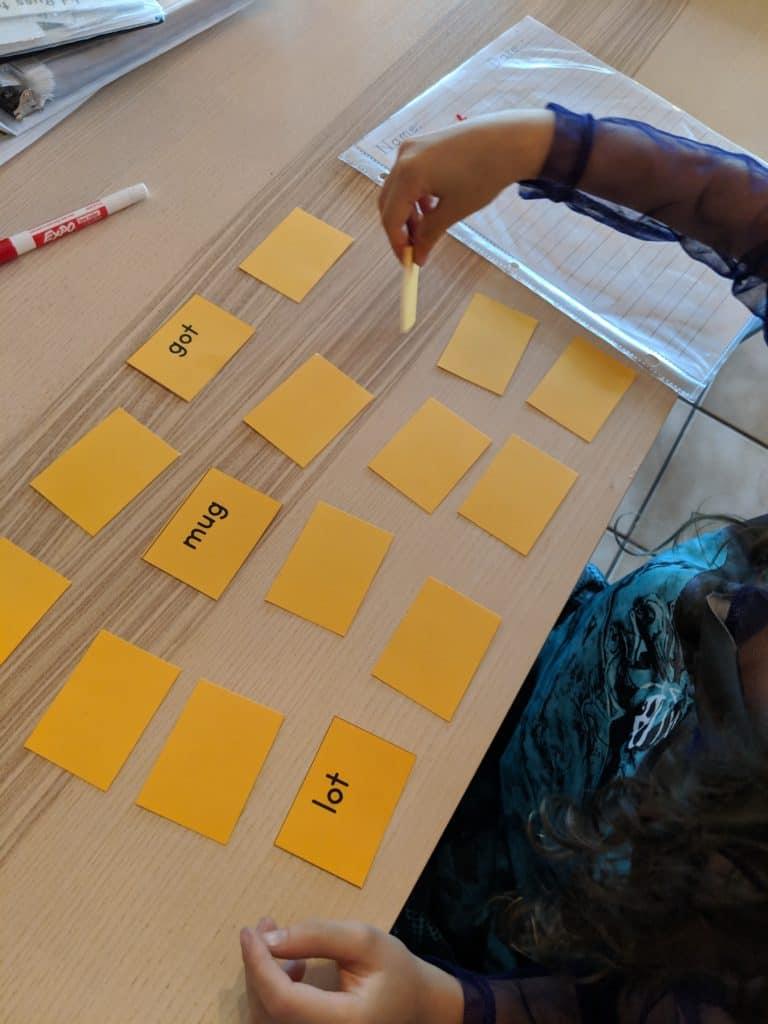 phonemic awareness strategies - rhyming games for phonemic awareness