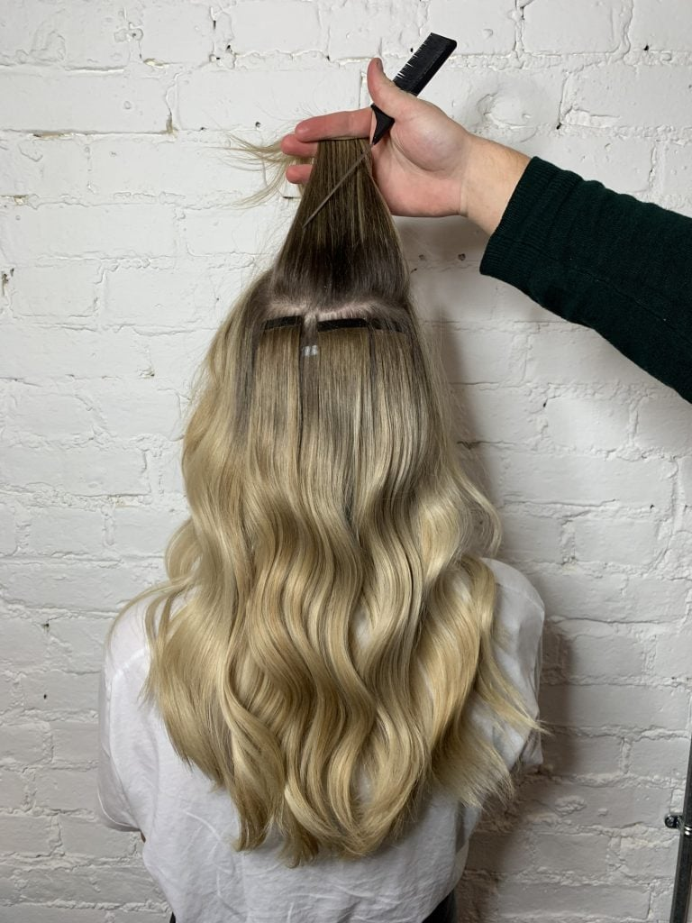 balayage-tape-hair-extensions-london