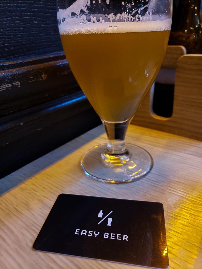 easy beer riga