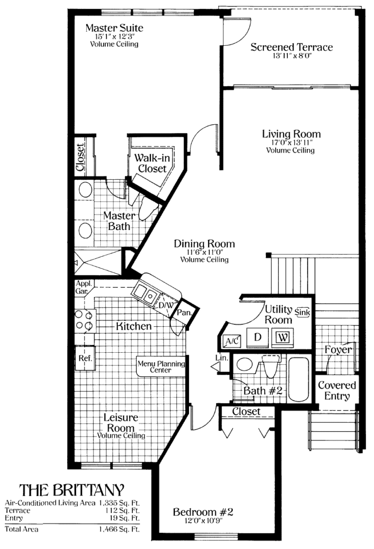 Avalon Naples Floor Plans