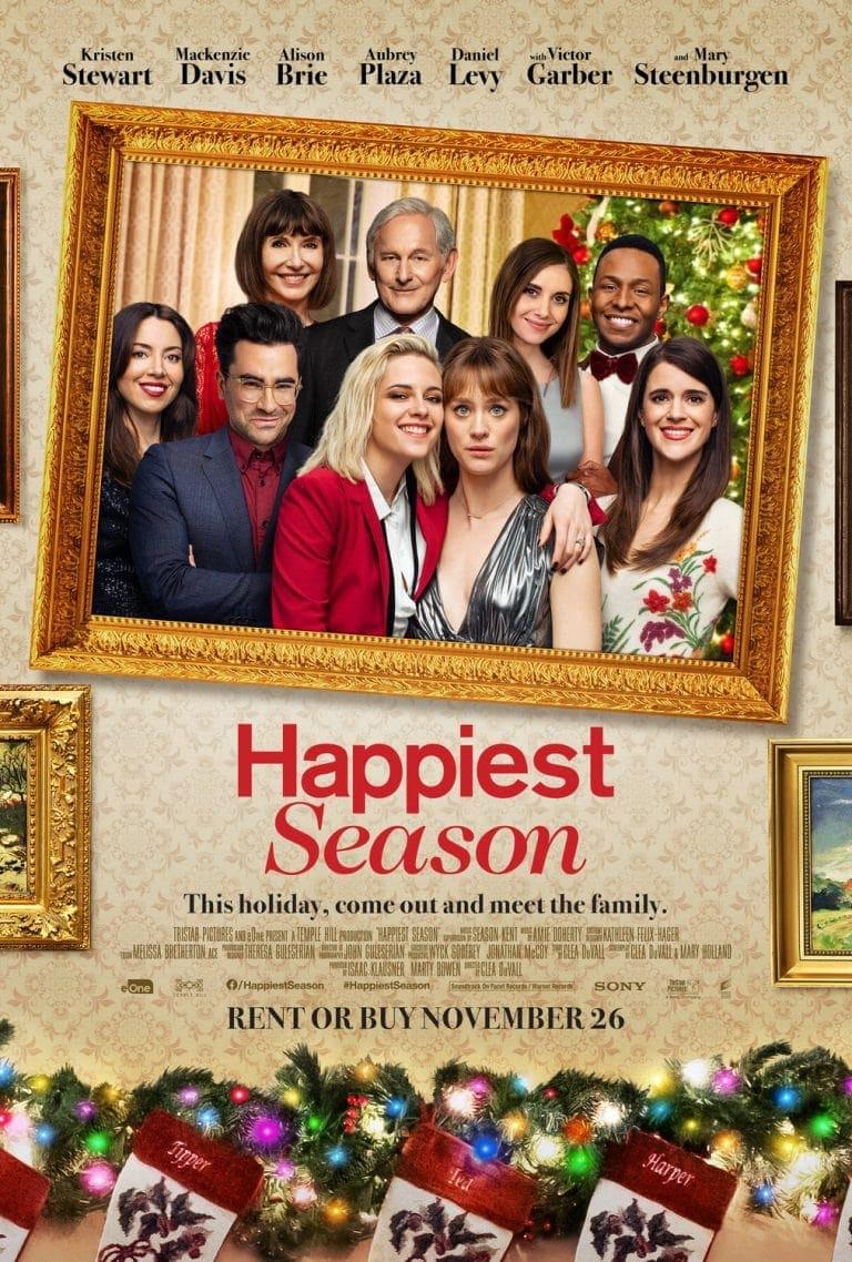 Happiest Season (Filmcover)