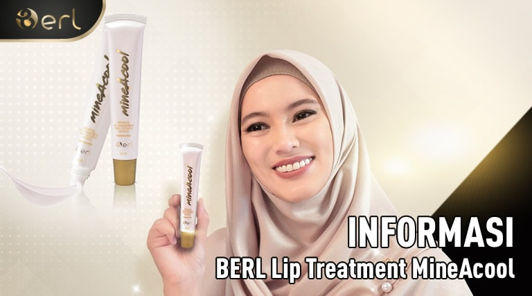 B Erl Lip Treatment MineAcool