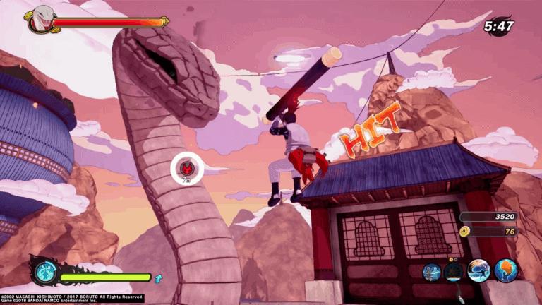 Naruto to Boruto: Shinobi Striker Review - Co-Op Gaming